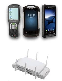 PDAs, Tablets & WIFI